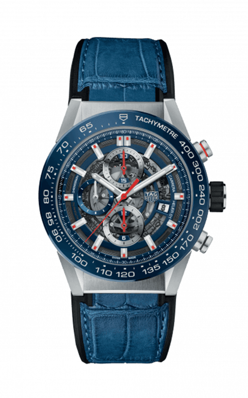 TAG Heuer Automatic Chronograph Watch CAR201T.FC6406 product image
