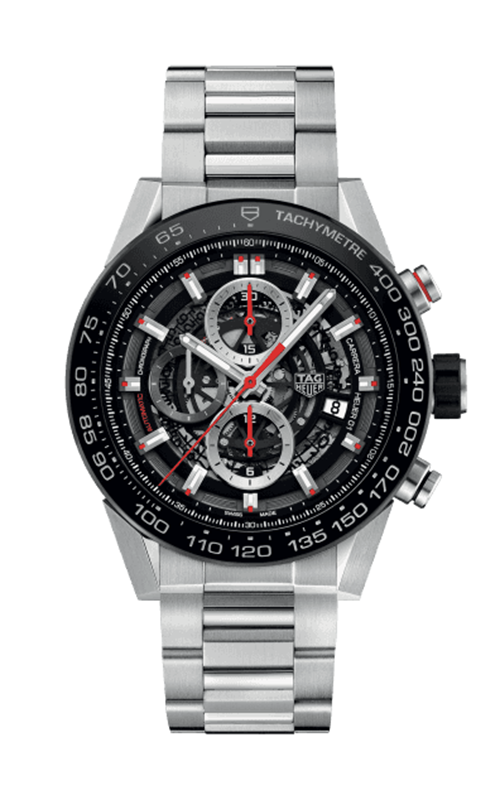 TAG Heuer Automatic Chronograph Watch CAR2A1W.BA0703 product image