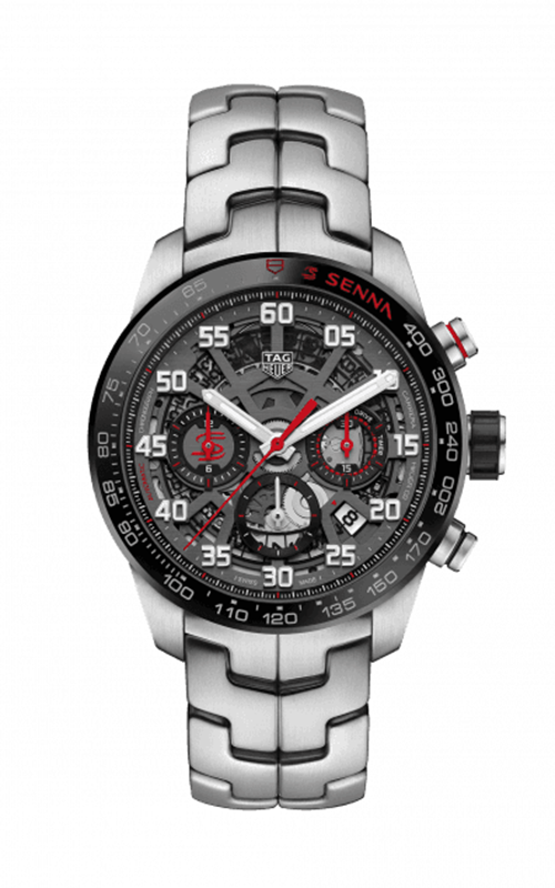 TAG Heuer Automatic Chronograph Watch CBG2013.BA0657 product image