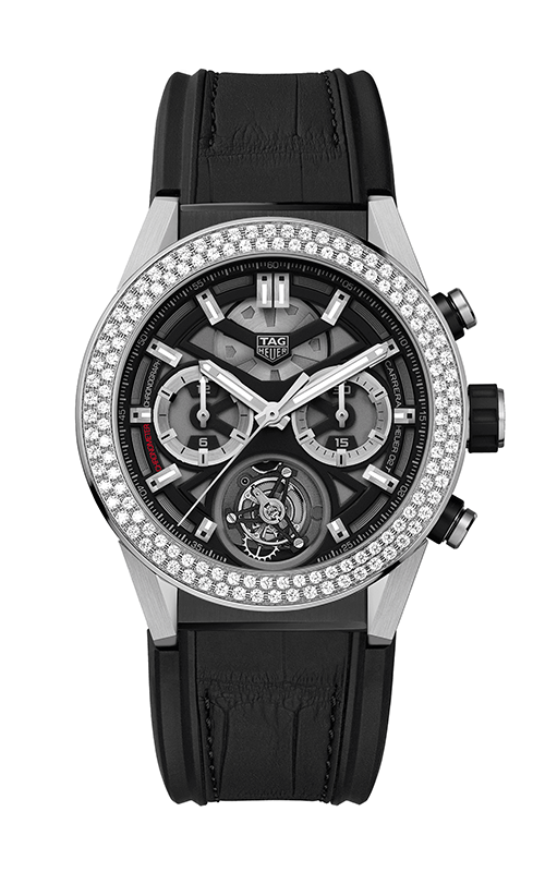 TAG Heuer Automatic Chronograph Watch CAR5A80.FC6377 product image