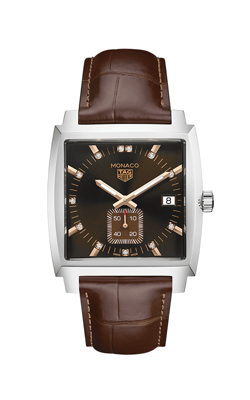 TAG Heuer Monaco Quartz Watch WAW131E.FC6420 product image