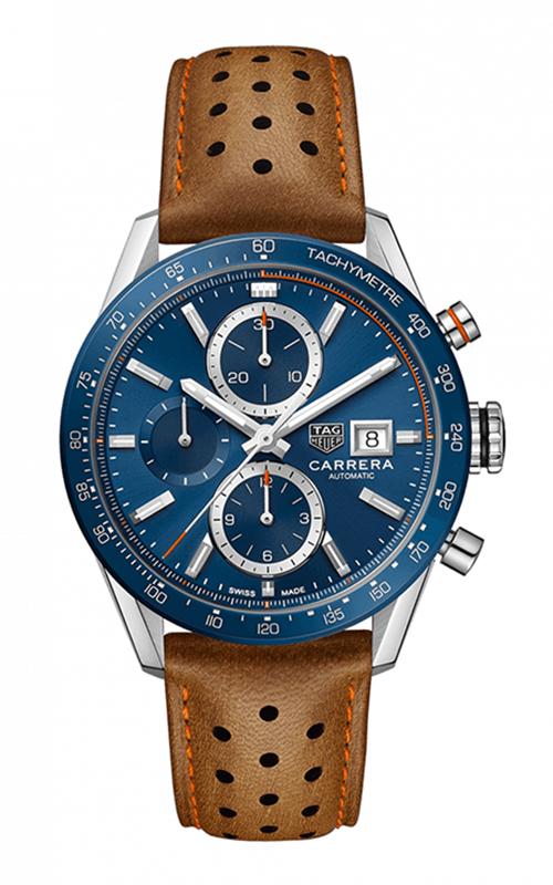TAG Heuer Carrera Automatic Chronograph Watch CBM2112.FC6455 product image