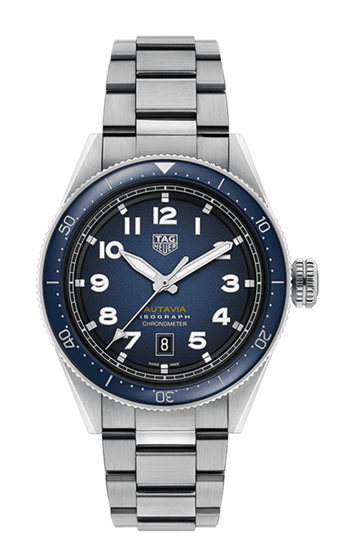 TAG Heuer Autavia Watch WBE5112.EB0173 product image