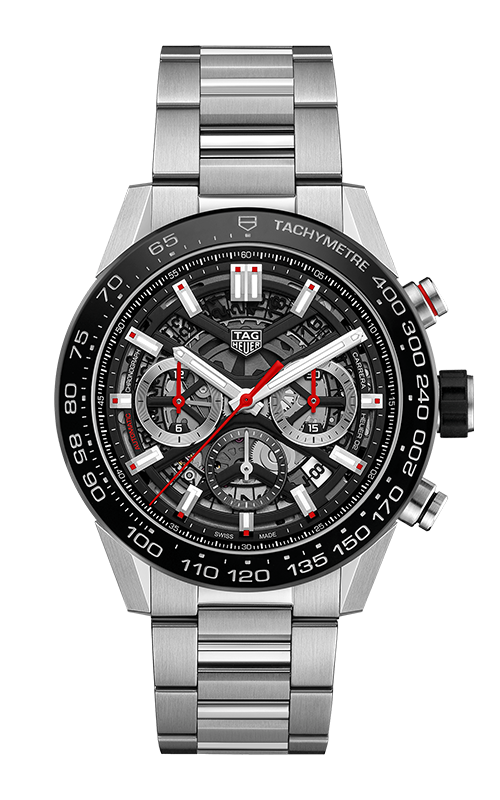 TAG Heuer Carrera Automatic Chronograph Watch CBG2A10.BA0654 product image