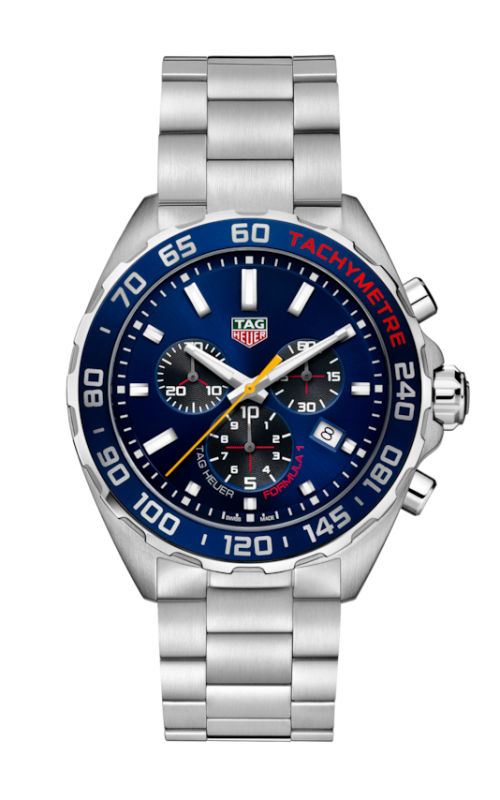 TAG Heuer Aston Martin Red Bull Racing Chronograph Watch CAZ101AB.BA0842 product image