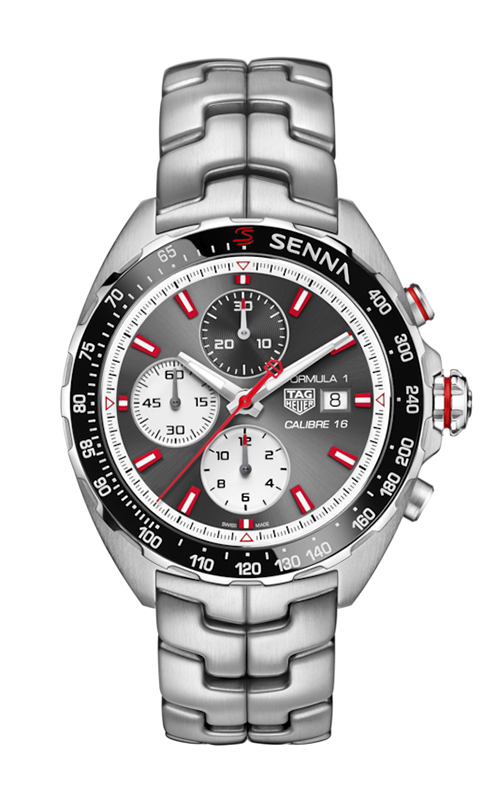 TAG Heuer Automatic Chronograph Watch CAZ2017.BA0647 product image