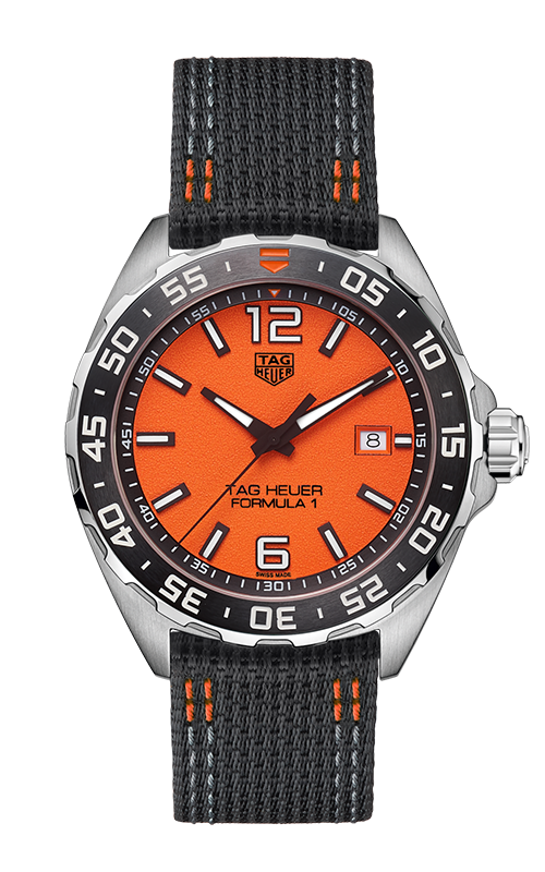 TAG Heuer Quartz Watch WAZ101A.FC8305 product image