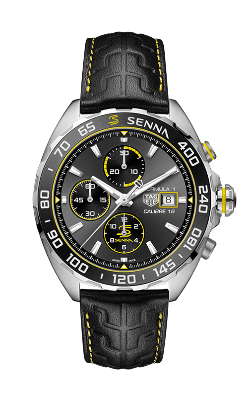 TAG Heuer Automatic Chronograph CAZ201B.FC6487 product image