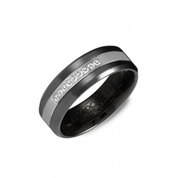 Torque Black Cobalt Wedding Band CBB-2131 product image