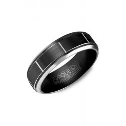 Torque Black Cobalt Wedding band CBB-7035 product image