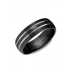 Torque Black Cobalt Wedding band CBB-7037 product image