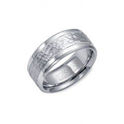 Torque Cobalt And Gold Wedding Band CW005MW9 product image