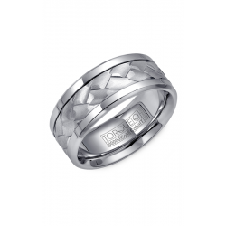 Torque Cobalt And Gold Wedding Band CW006MW9 product image