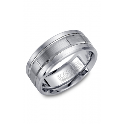 Torque Cobalt And Gold Wedding Band CW008MW9 product image