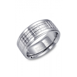 Torque Cobalt And Gold Wedding Band CW009MW9 product image