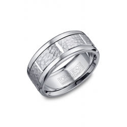 Torque Cobalt And Gold Wedding Band CW018MW9 product image