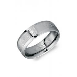 Torque Tungsten Wedding band TU-0191-14 product image