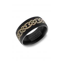 Torque Black Cobalt Wedding band CBB-0010 product image