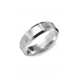 Torque Cobalt Wedding band CB-7123 product image