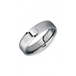 Torque Tungsten Wedding band TU-0015 product image