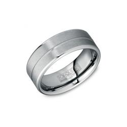 Torque Tungsten Wedding band TU-0024 product image