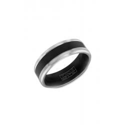 Torque Black Cobalt Wedding Band CBB-0025 product image