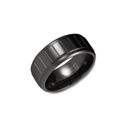 Torque Black Cobalt Wedding Band CBB-2025 product image