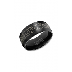 Torque Black Cobalt Wedding Band CBB-7009 product image