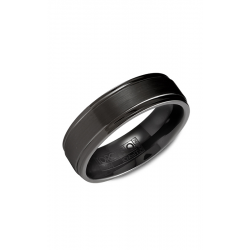 Torque Black Cobalt Wedding Band CBB-7015 product image