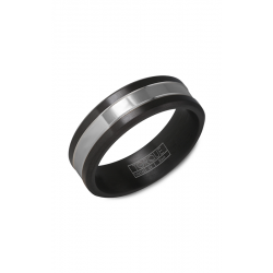 Torque Black Cobalt Wedding Band CBB-7022 product image