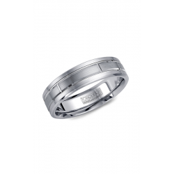 Torque Cobalt And Gold Wedding Band CW008MW6 product image