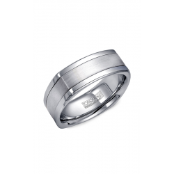 Torque Cobalt And Gold Wedding Band CW062MW75 product image