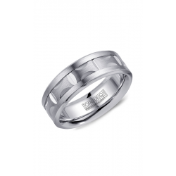 Torque Cobalt And Gold Wedding Band CW101MW75 product image