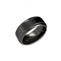 Torque Black Cobalt Wedding Band CBB-0027 product image