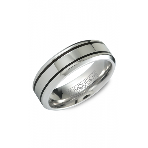 Torque Cobalt Wedding band CB-2124 product image