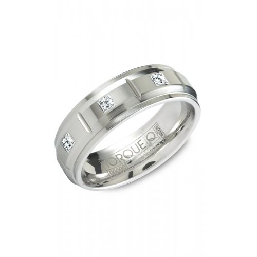 Torque Cobalt Wedding band CB-2151 product image