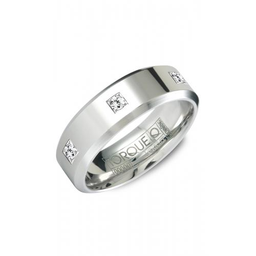 Torque Cobalt Wedding band CB-2152 product image