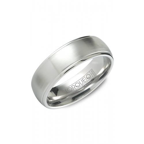 Torque Cobalt Wedding band CB-7137 product image