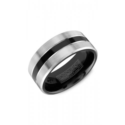 Torque Black Cobalt Wedding band CBB-0028 product image