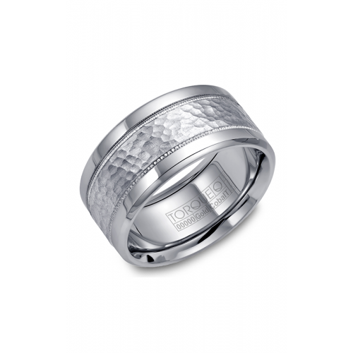 Torque Cobalt and Gold Wedding band CW003MW105 product image