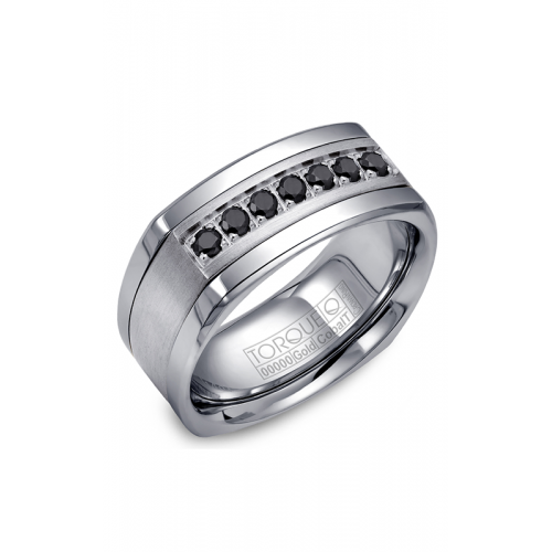Torque Cobalt and Gold Wedding band CW079MW9 product image