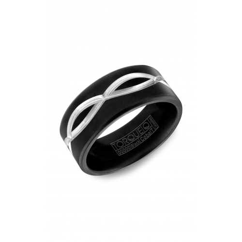 Torque Black Cobalt Wedding band CBB-0013 product image