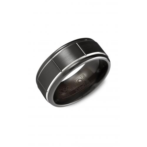 Torque Black Cobalt Wedding band CBB-2031 product image