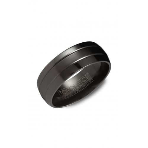 Torque Black Cobalt Wedding band CBB-7018 product image