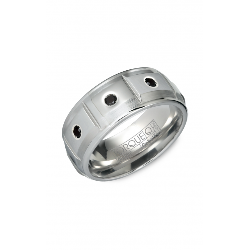 Torque Cobalt Wedding band CB-2129 product image