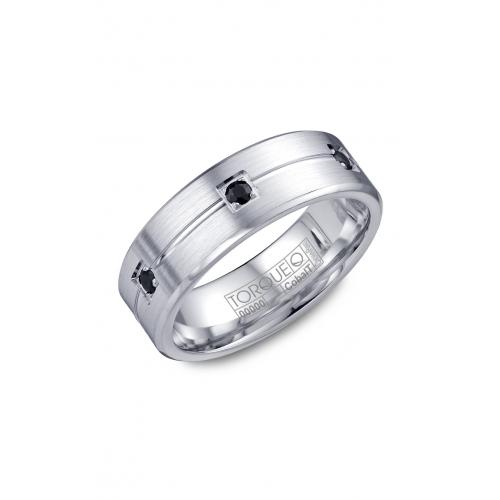 Torque Cobalt Wedding band CB-2195 product image