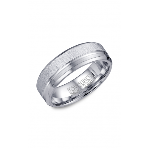 Torque Cobalt Wedding band CB-2198 product image
