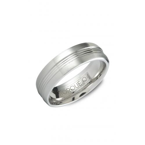 Torque Cobalt Wedding band CB-7130 product image