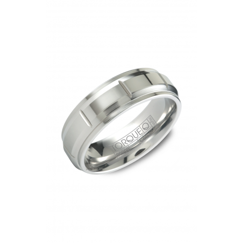 Torque Cobalt Wedding band CB-7401 product image
