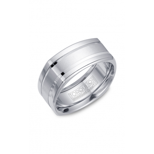 Torque Cobalt and Gold Wedding band CW054MW9 product image